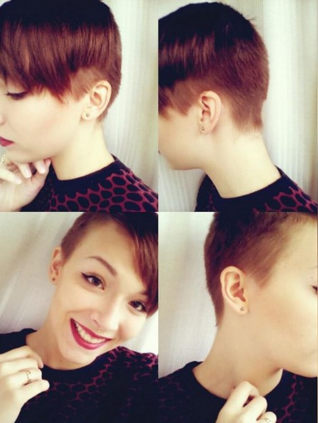 Pixie Haircut For Fine Hair – Undercut Hairstyle For Short Hair 2016 Regarding Edgy Pixie Haircuts For Fine Hair (View 22 of 25)
