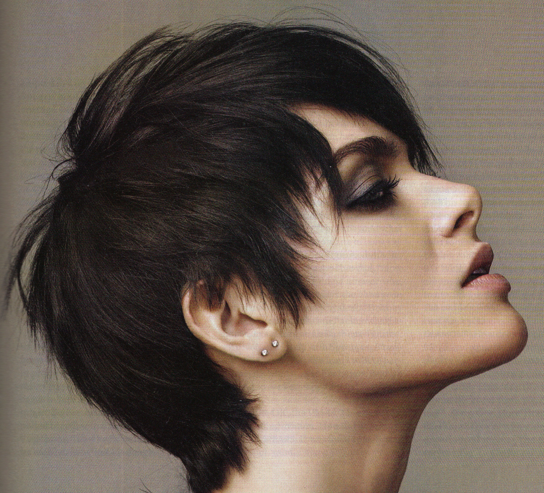 Pixie Haircut For Thick Hair   Free Hairstyles Regarding Short Hairstyles For Square Faces And Thick Hair (View 5 of 25)