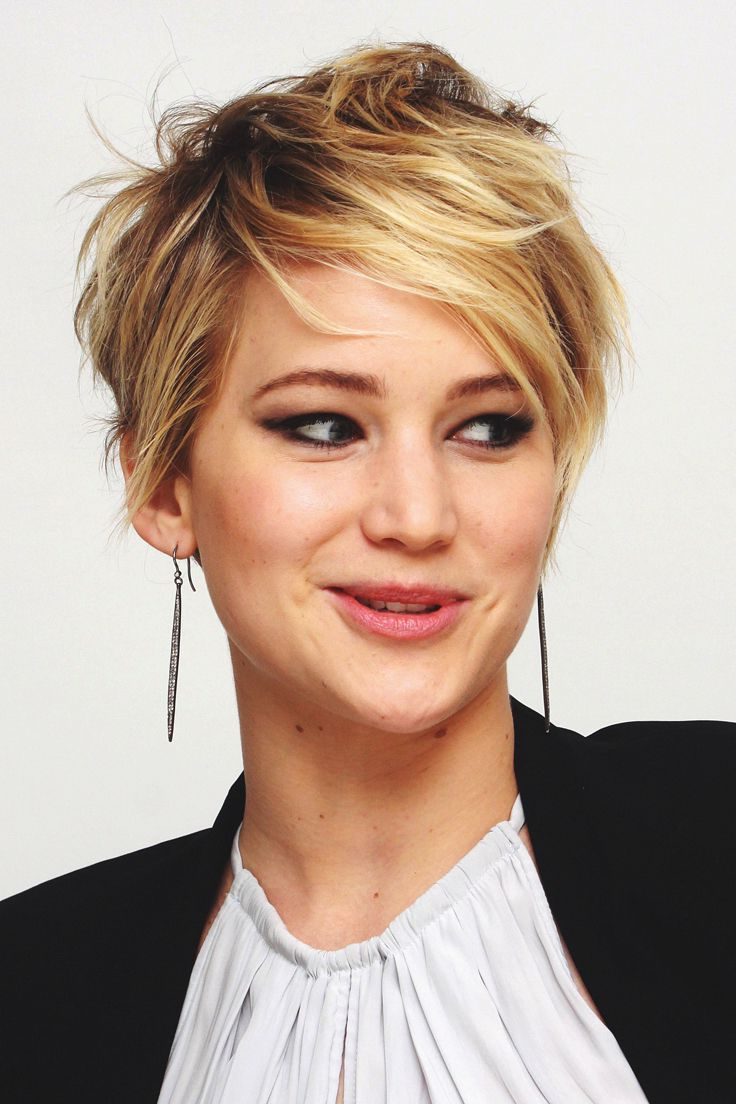 Pixie Haircut Jennifer Lawrence – Google Search | Hair Inside Jennifer Lawrence Short Haircuts (View 24 of 25)