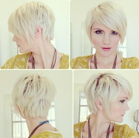Pixie Haircut With Long Bangs – Popular Haircuts With Long Pixie Hairstyles With Bangs (View 15 of 25)