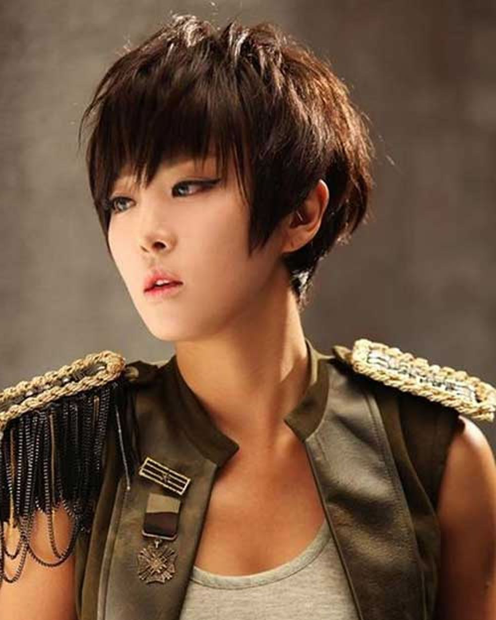 Pixie Haircuts For Asian Women | 18 Best Short Hairstyle | Top Inside Short Hairstyle For Asian Girl (View 21 of 25)