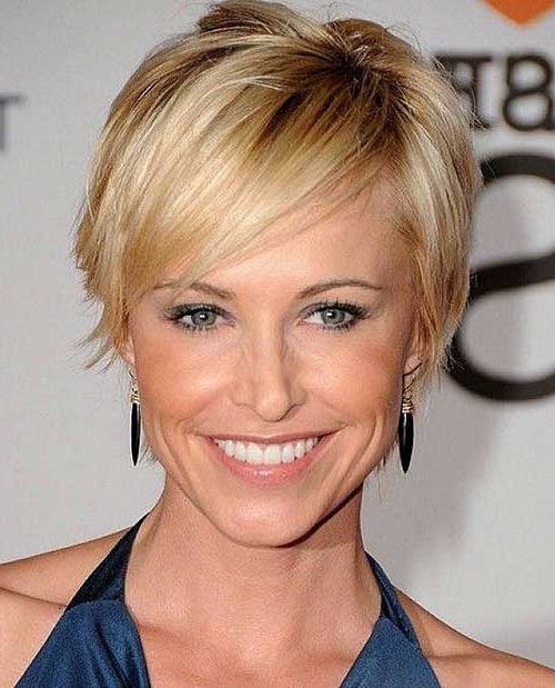 Pixie Haircuts For Fine Hair   Short Hairstyles 2017 – 2018   Most Inside Feathered Pixie Hairstyles For Thin Hair (View 2 of 25)