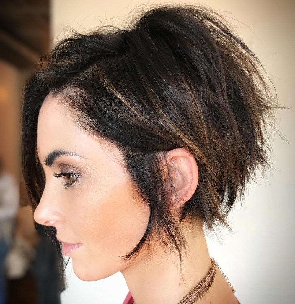 Pixie Haircuts For Thick Hair – 50 Ideas Of Ideal Short Haircuts In Within Teased Short Hairstyles (View 7 of 25)