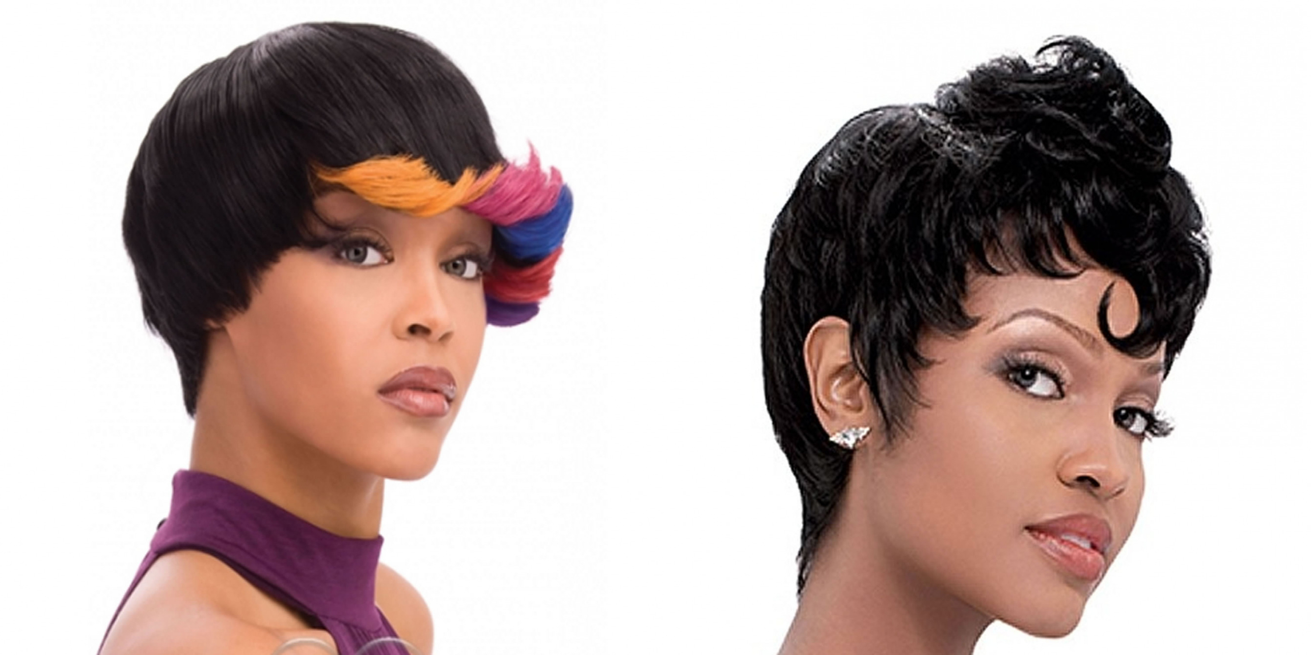 Pixie Hairstyles For Black Women – 60 Cool Short Haircuts For 2017 With Black Woman Short Haircuts (View 12 of 25)