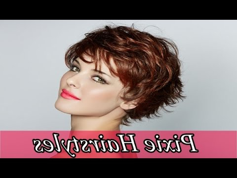 Pixie Hairstyles, Pixie Haircuts, Pixie Short Hairstyles For Women Inside Messy Pixie Hairstyles For Short Hair (View 23 of 25)