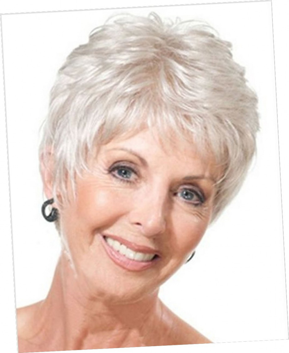 Pixie Short Haircuts For Older Women Over 50 & 2018 2019 Short For Short Haircuts For Older Women (View 11 of 25)