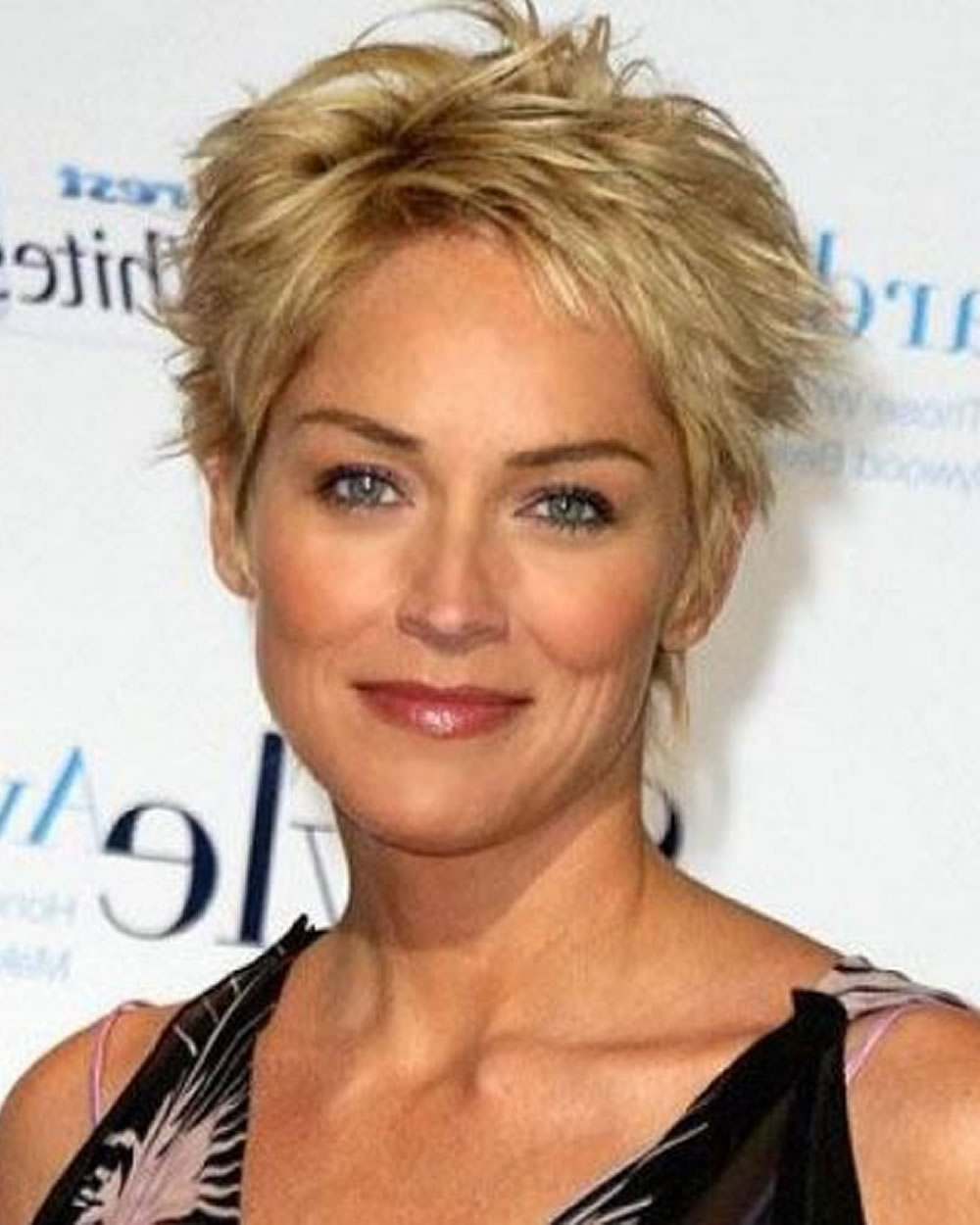 Pixie Short Haircuts For Older Women Over 50 & Trend 2017 & 2018 Throughout Hairstyles For Short Hair For Women Over  (View 24 of 25)