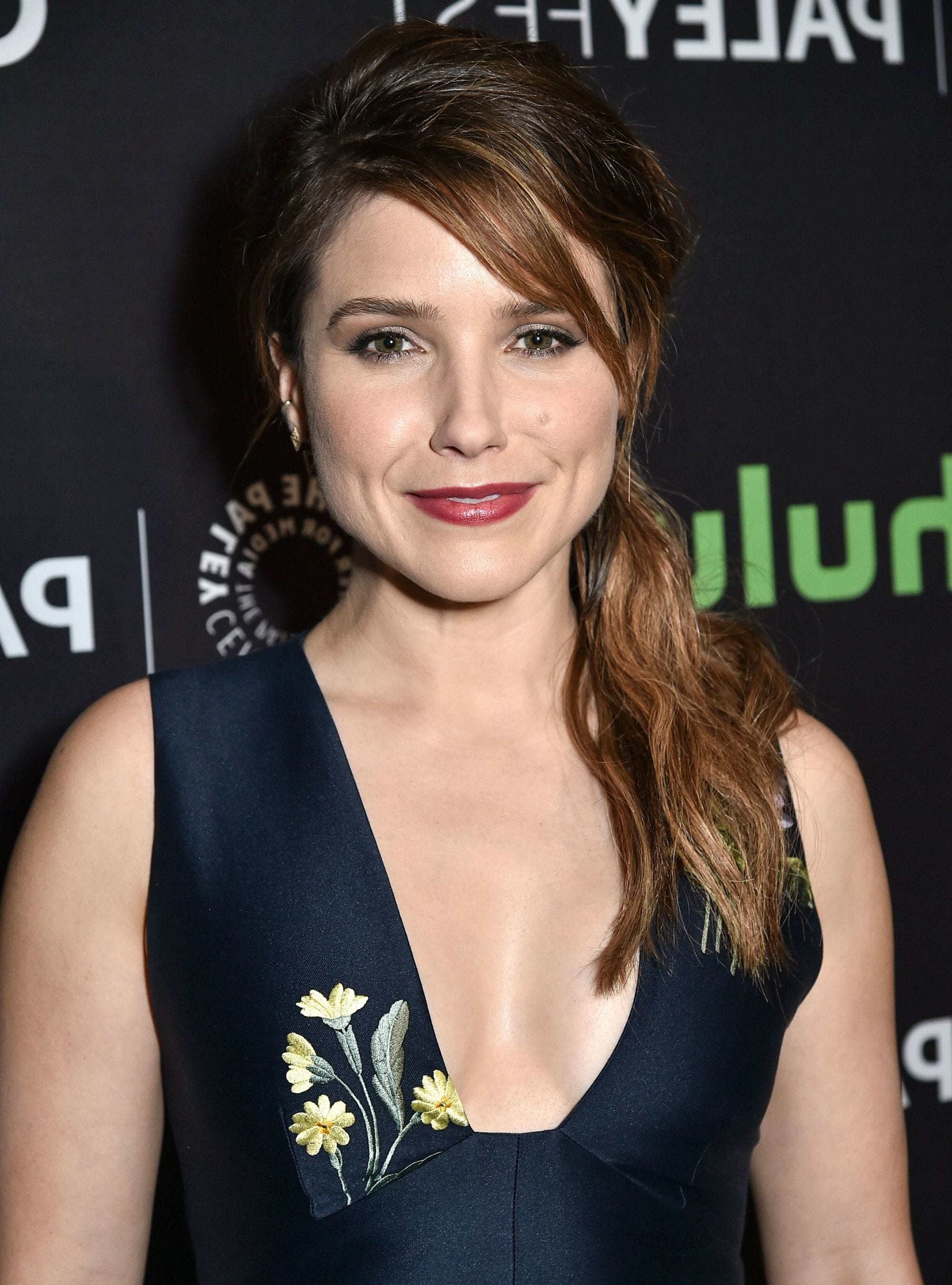 Ponytail With Bangs: 7 Fresh New Ways To Wear The Style | All Things Pertaining To Sophia Bush Short Hairstyles (View 4 of 25)
