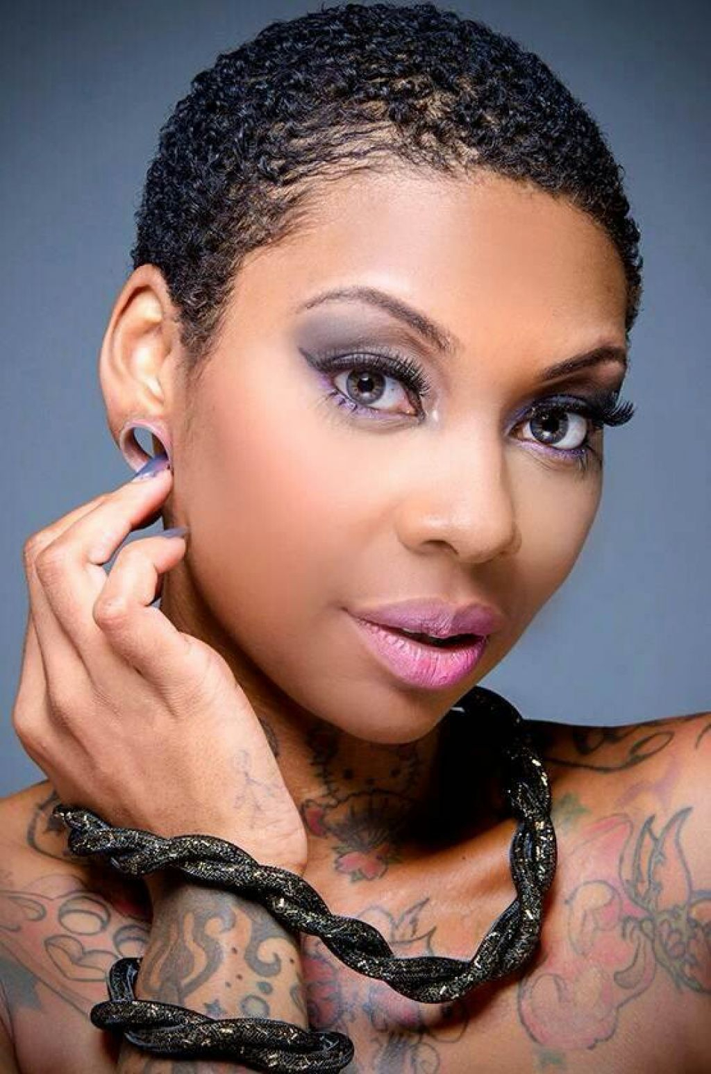 Popular Black Short Haircuts With Really Short Haircuts For Black Women (View 18 of 25)