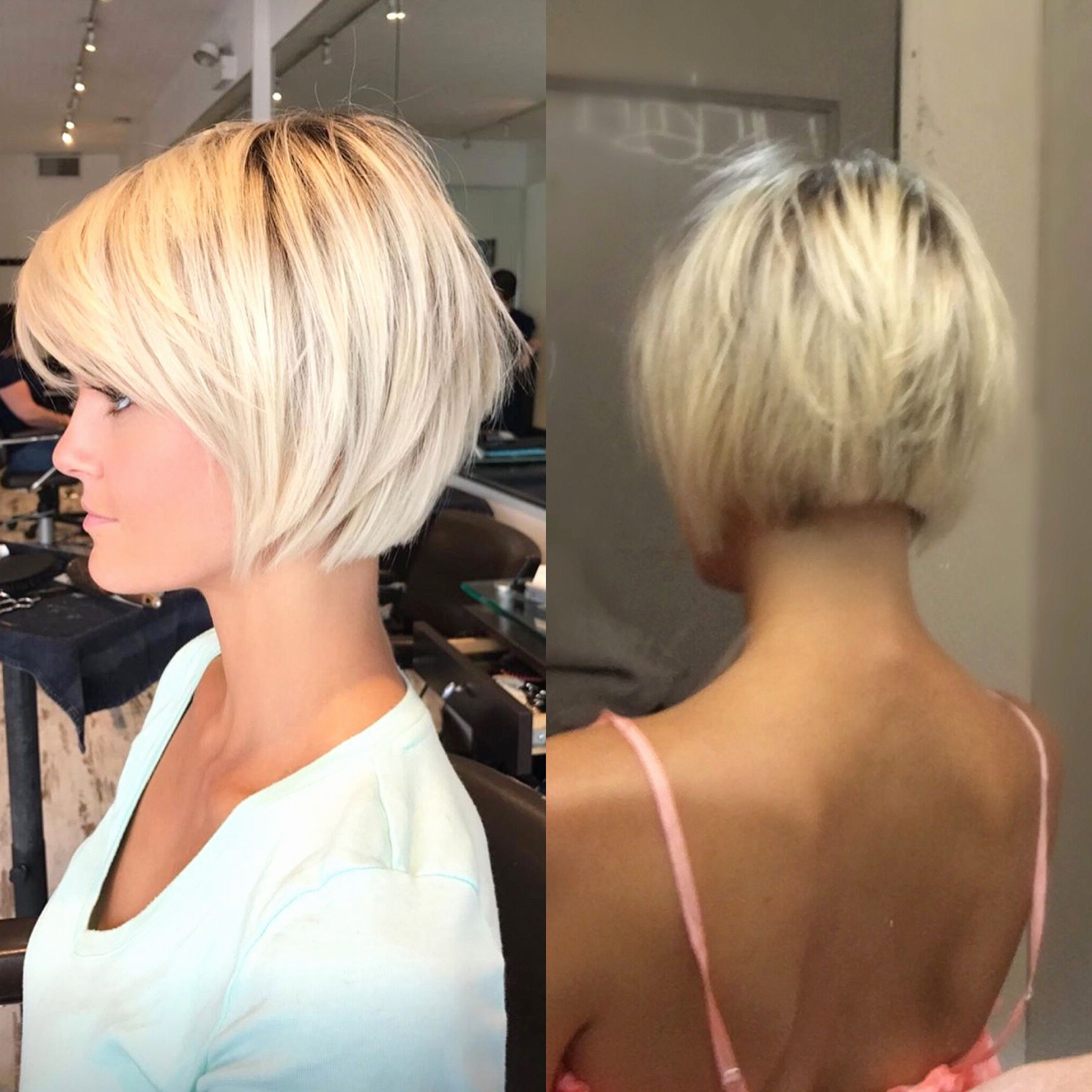 View Photos Of Posh Short Hairstyles Showing 4 Of 25 Photos