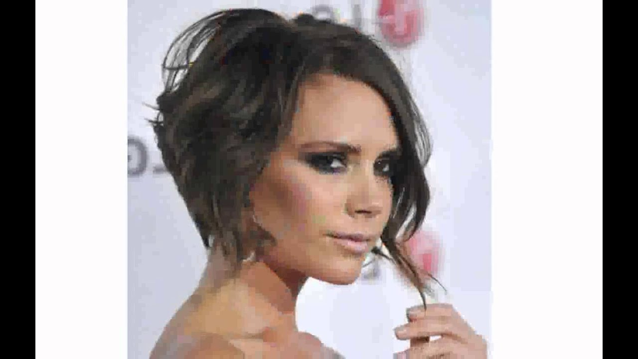 Posh Spice Short Hair – Youtube Within Posh Spice Short Hairstyles (View 12 of 25)