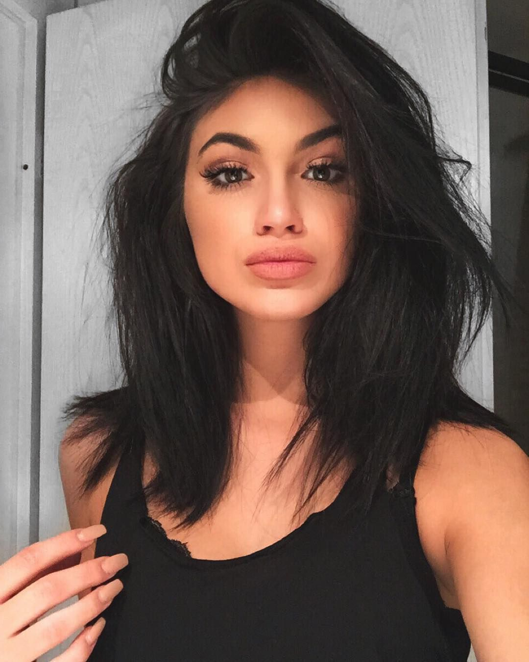 Postginizzle On Instagram | Vibbi | Hairstyle Ideas In 2018 With Regard To Kylie Jenner Short Haircuts (View 7 of 25)