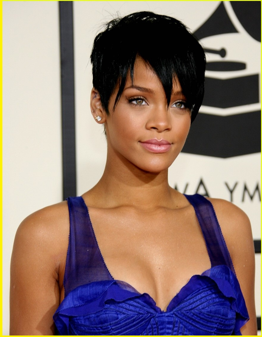 Pretentious African American Short Curly Hairstyles With African With Regard To Black Short Hairstyles For Long Faces (View 25 of 25)