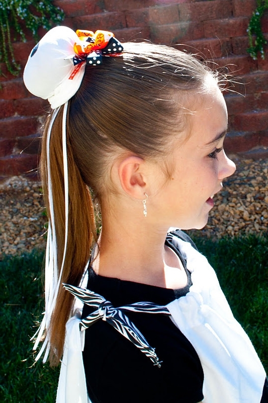 Princess Piggies: Haunted Hairstyle Intended For Loosey Goosey Ponytail Hairstyles (View 18 of 25)