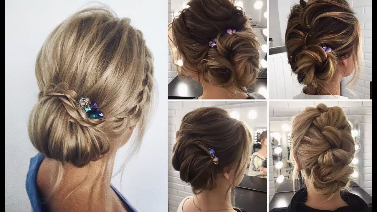 Prom Hairstyles For Medium Hair | Prom Hairstyles For Short Hair Regarding Short Hairstyles For Prom Updos (View 9 of 25)