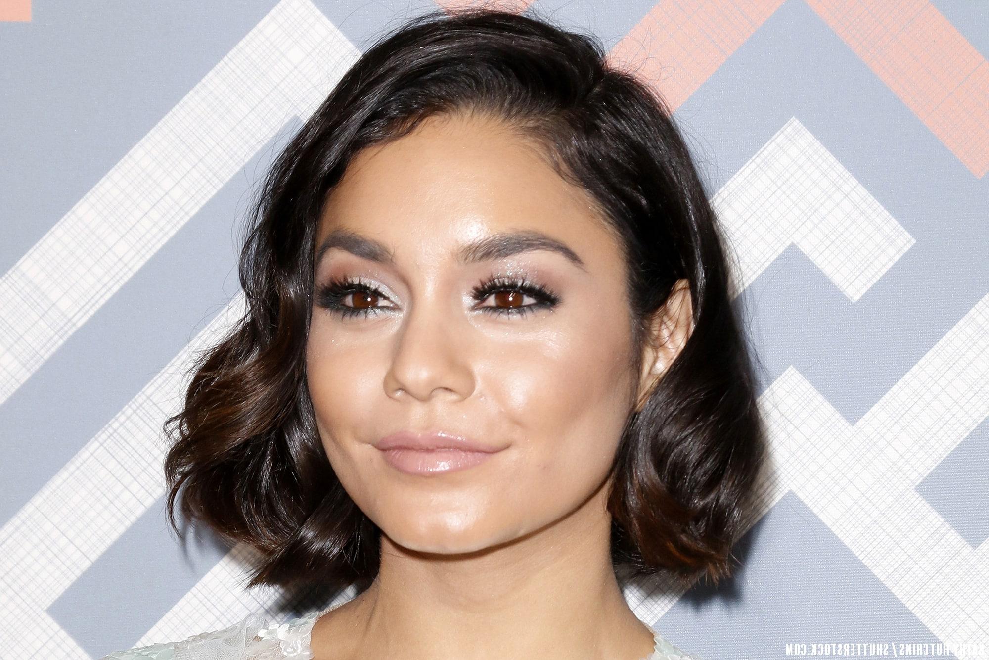 Proof Vanessa Hudgens' Short Hair Is Nothing But Glam   Apopalypse For Vanessa Hudgens Short Haircuts (View 3 of 25)