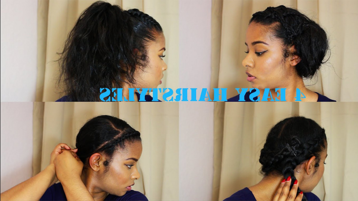 Protective Hairstyles For Transitioning Hair | Best Hairstyles And Throughout Short Haircuts For Transitioning Hair (View 12 of 25)