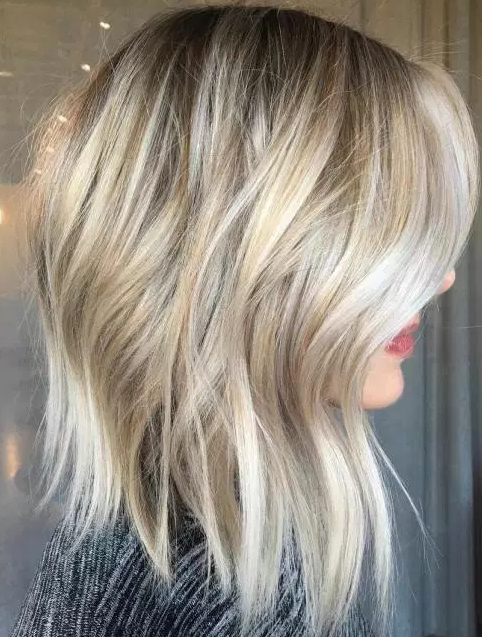 Razor Haircuts That Always Look Good – Hair World Magazine Intended For Hazel Blonde Razored Bob Hairstyles (View 9 of 25)