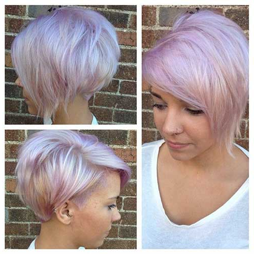 Really Trendy Asymmetrical Pixie Cut | Short Hairstyles 2017 – 2018 Inside Messy Asymmetrical Pixie Bob Haircuts (View 11 of 25)