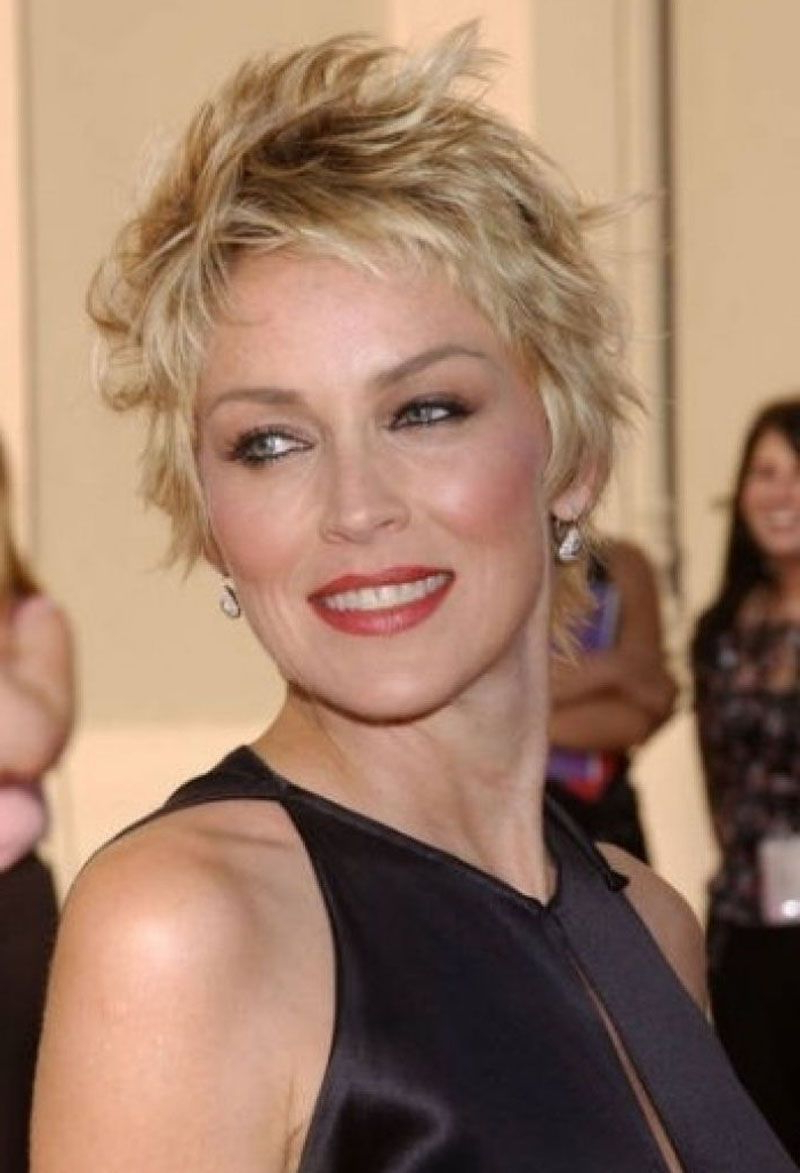 Recommended Ways To Create Short Hairstyles For Older Women Short In Mature Short Hairstyles (View 8 of 25)