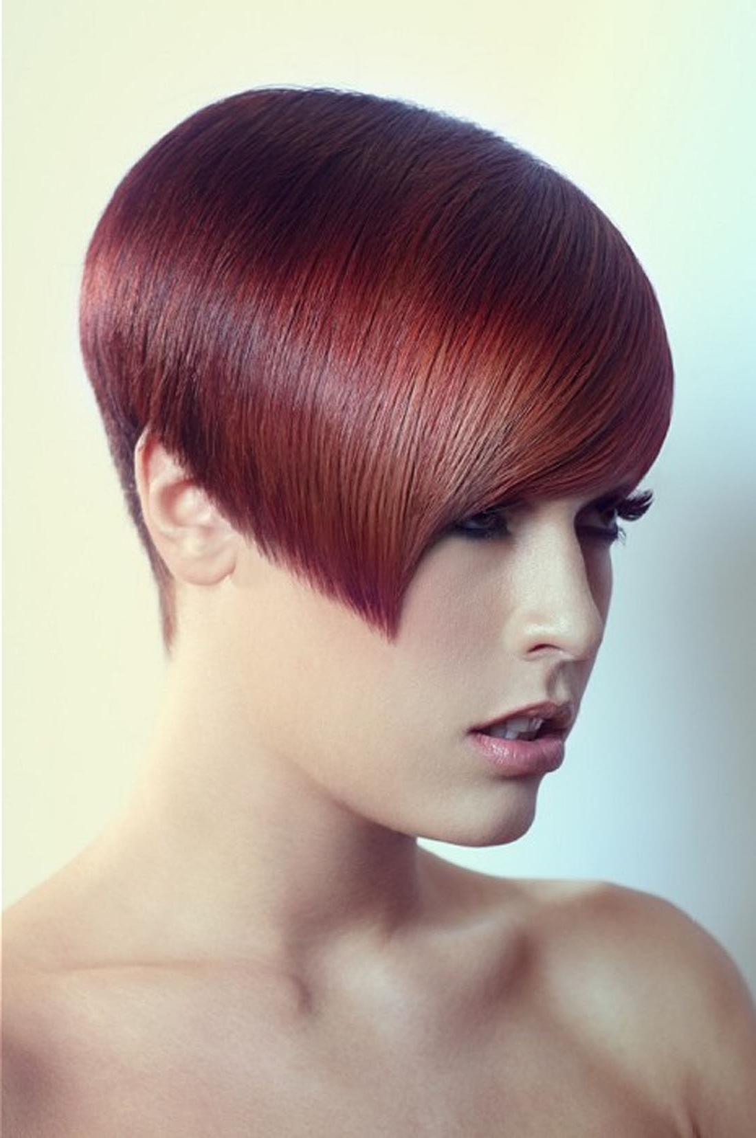 Red Hair Colour Short Hairstyles – Hairstyle For Women & Man Within Short Haircuts With Red Hair (View 24 of 25)