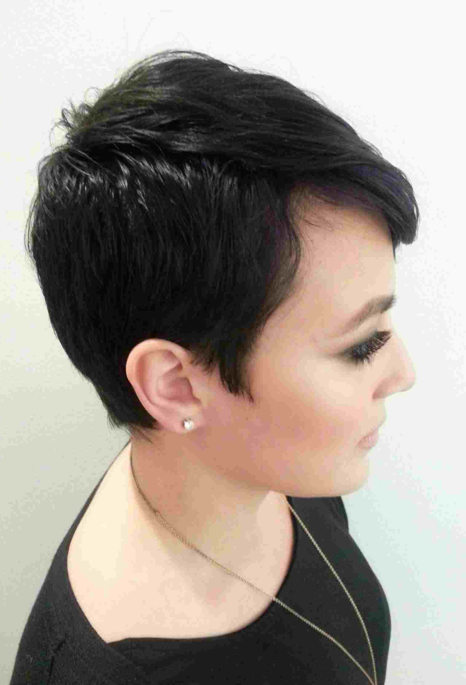 Rhpinterestcom New Short Hairstyles For Thick Wavy Coarse Hair Pertaining To Low Maintenance Short Hairstyles (View 19 of 25)