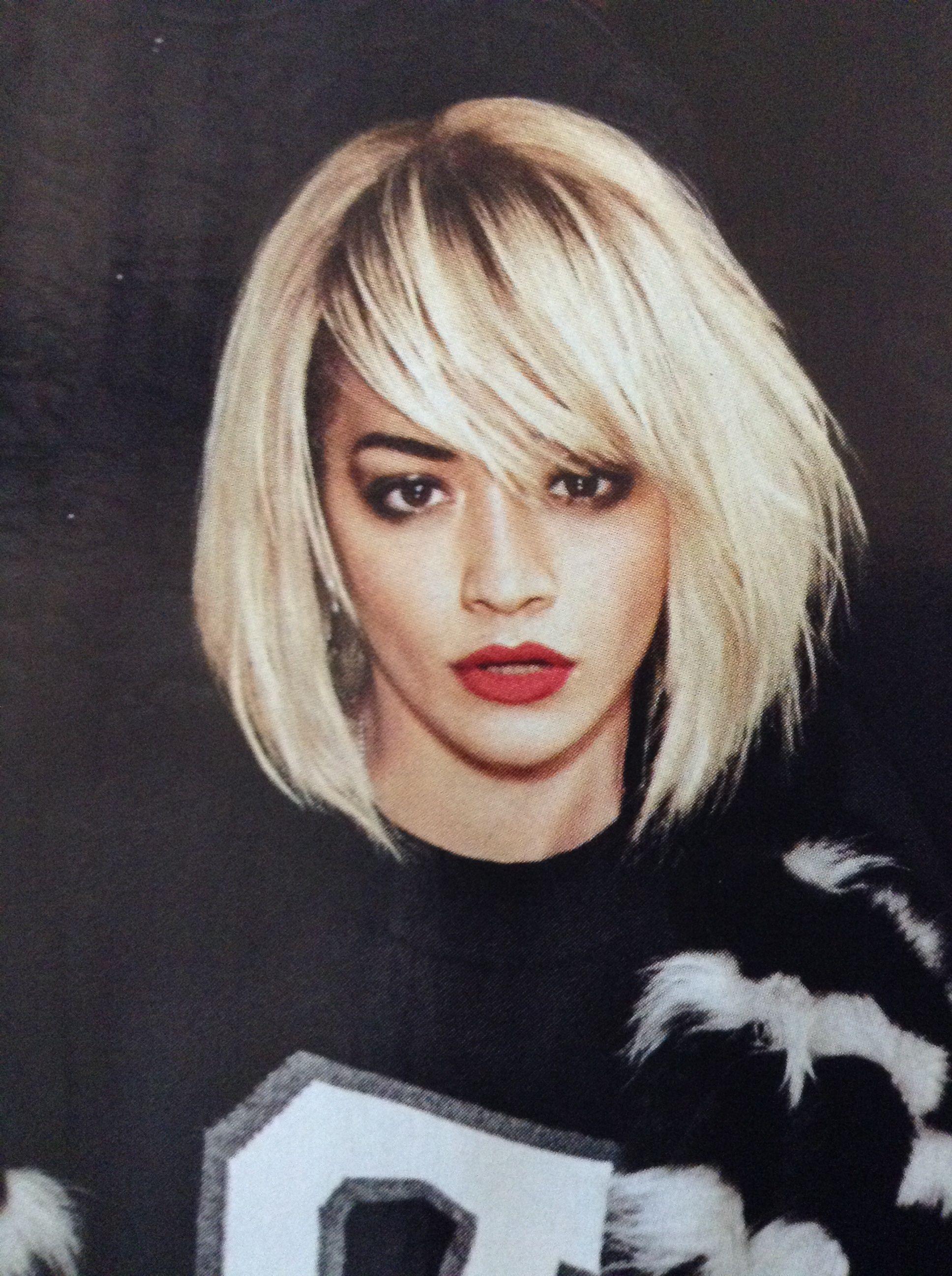 Rita Ora. Hair And Makeup Perfection (View 5 of 25)