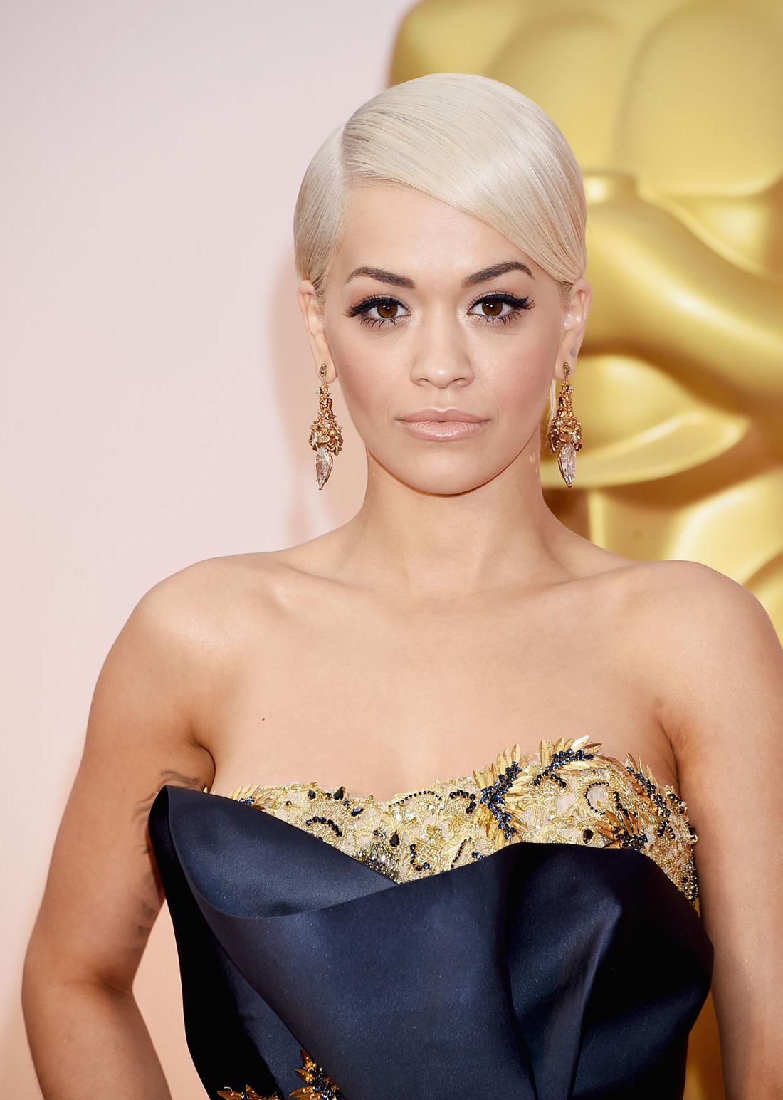 Rita Ora Short Hairstyles – Hairstyle For Women & Man In Rita Ora Short Hairstyles (View 18 of 25)