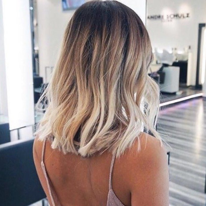Root Fade Blonde … | Beauty Bites In 2018… Inside Long Blonde Pixie Haircuts With Root Fade (View 3 of 25)