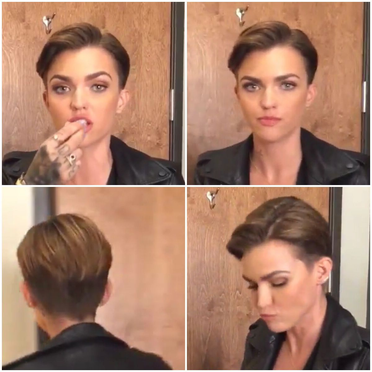 Ruby Rose Hair … | Hairs | Pinterest | Ruby Rose Hair, Hair And Rose With Ruby Rose Short Hairstyles (View 8 of 25)