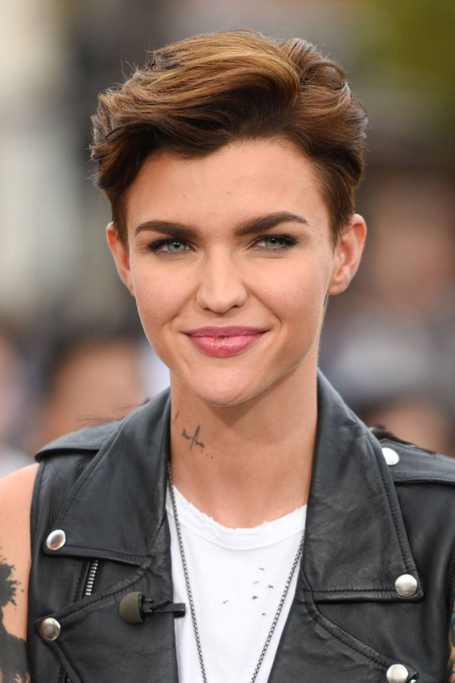 Ruby Rose Hairstyles | Best Hairstyles And Haircuts For Women And Men Pertaining To Ruby Rose Short Hairstyles (View 21 of 25)