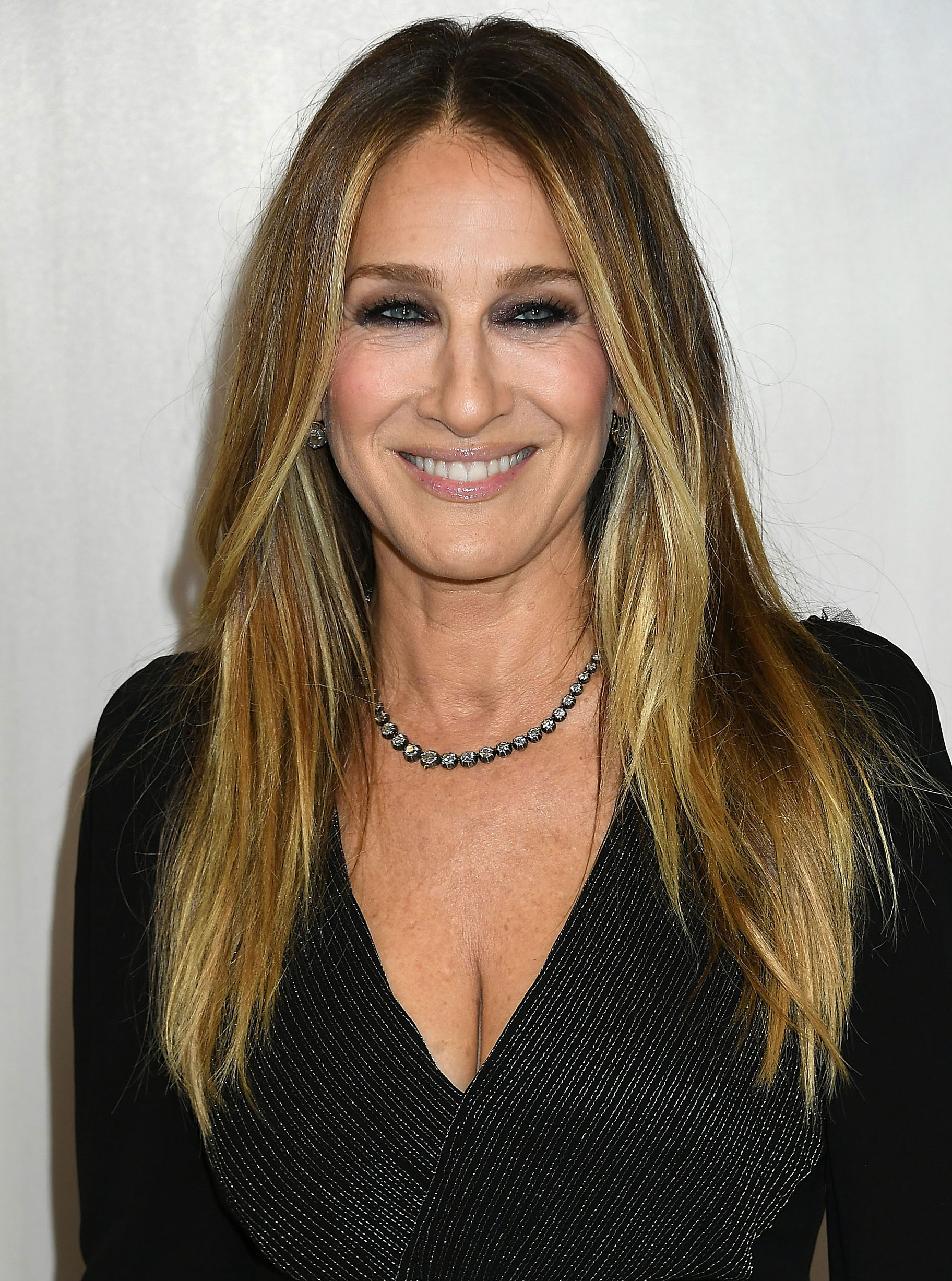 Sarah Jessica Parker Debuts New Bangs   Instyle With Regard To Sarah Jessica Parker Short Hairstyles (View 7 of 25)