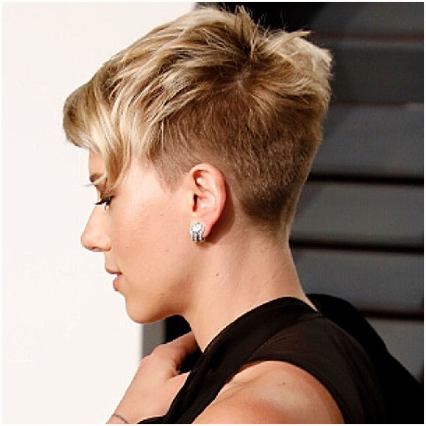 Scarlett Johansson Images Short Hair | Imaganationface Throughout Scarlett Johansson Short Hairstyles (View 15 of 25)