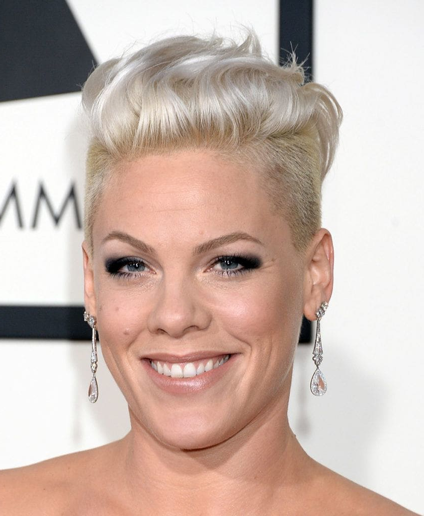See The Best Short Hairstyles Ever Rockedpop Punk Princess Pink For Pinks Short Haircuts (View 9 of 25)