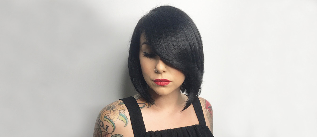 Several Ways Of Pulling Off An Inverted Bob | Lovehairstyles Pertaining To Inverted Bob Hairstyles With Swoopy Layers (View 24 of 25)
