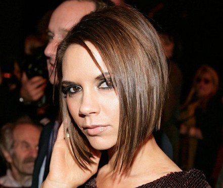 Sexy Bob Hairstyles Of Victoria Beckham That Are So Beautiful Within Stunning Poker Straight Bob Hairstyles (View 22 of 25)
