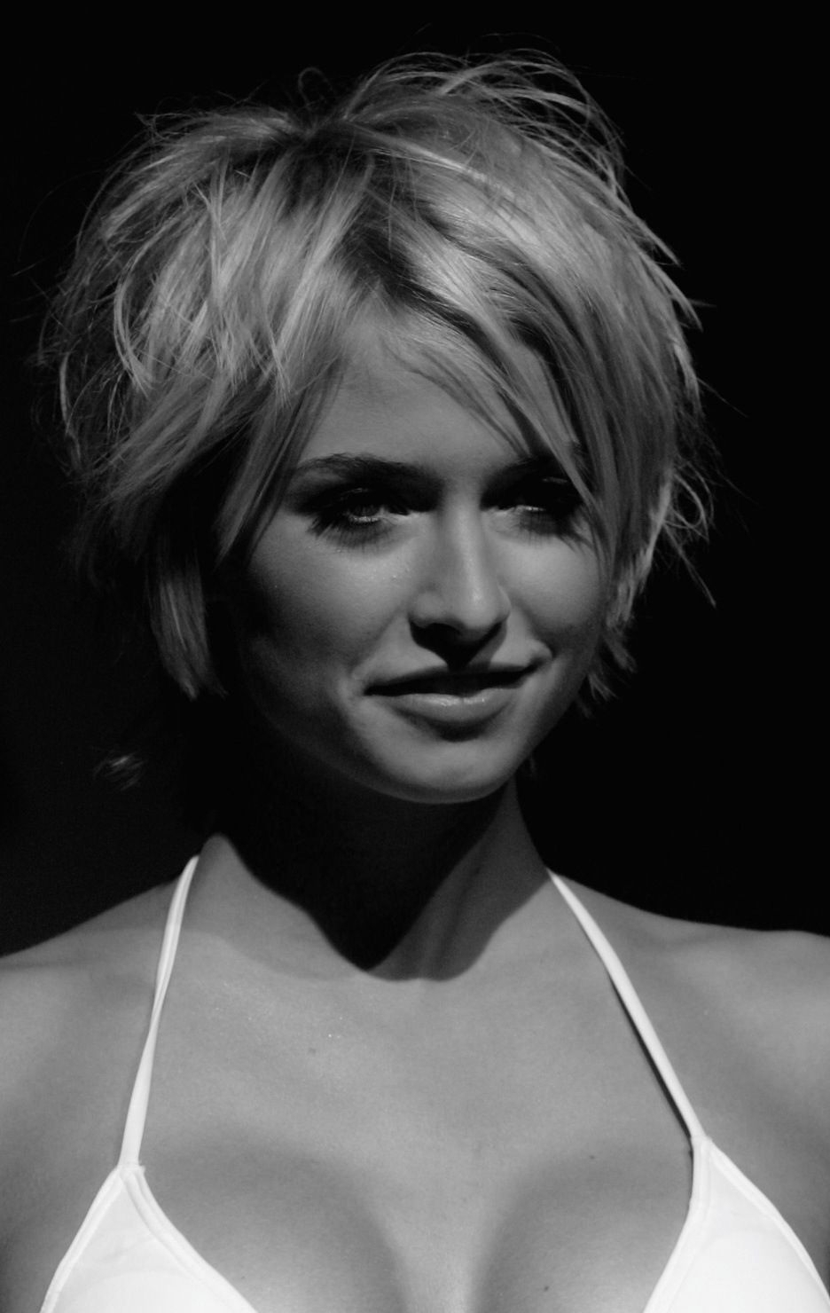 Sexy Short Hair Should I Chop It?   My Style In 2018   Pinterest For Cute Sexy Short Haircuts (View 3 of 25)