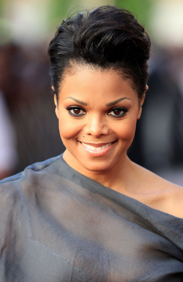Sexy Short Hairstyles For Black Women   Haircuts   Pinterest   Janet Inside Sexy Short Haircuts For Black Women (View 8 of 25)
