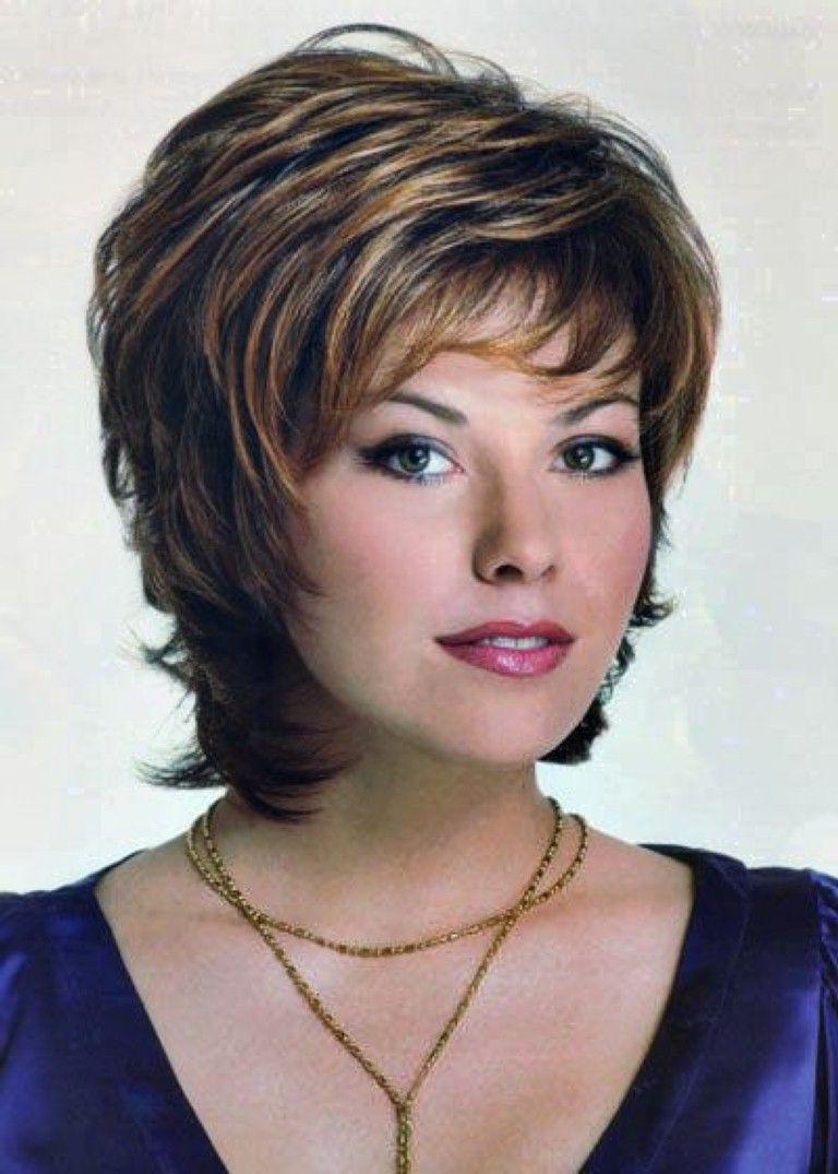 Shag Haircuts For Women Over 50 |  Over 60 Archive (View 10 of 25)