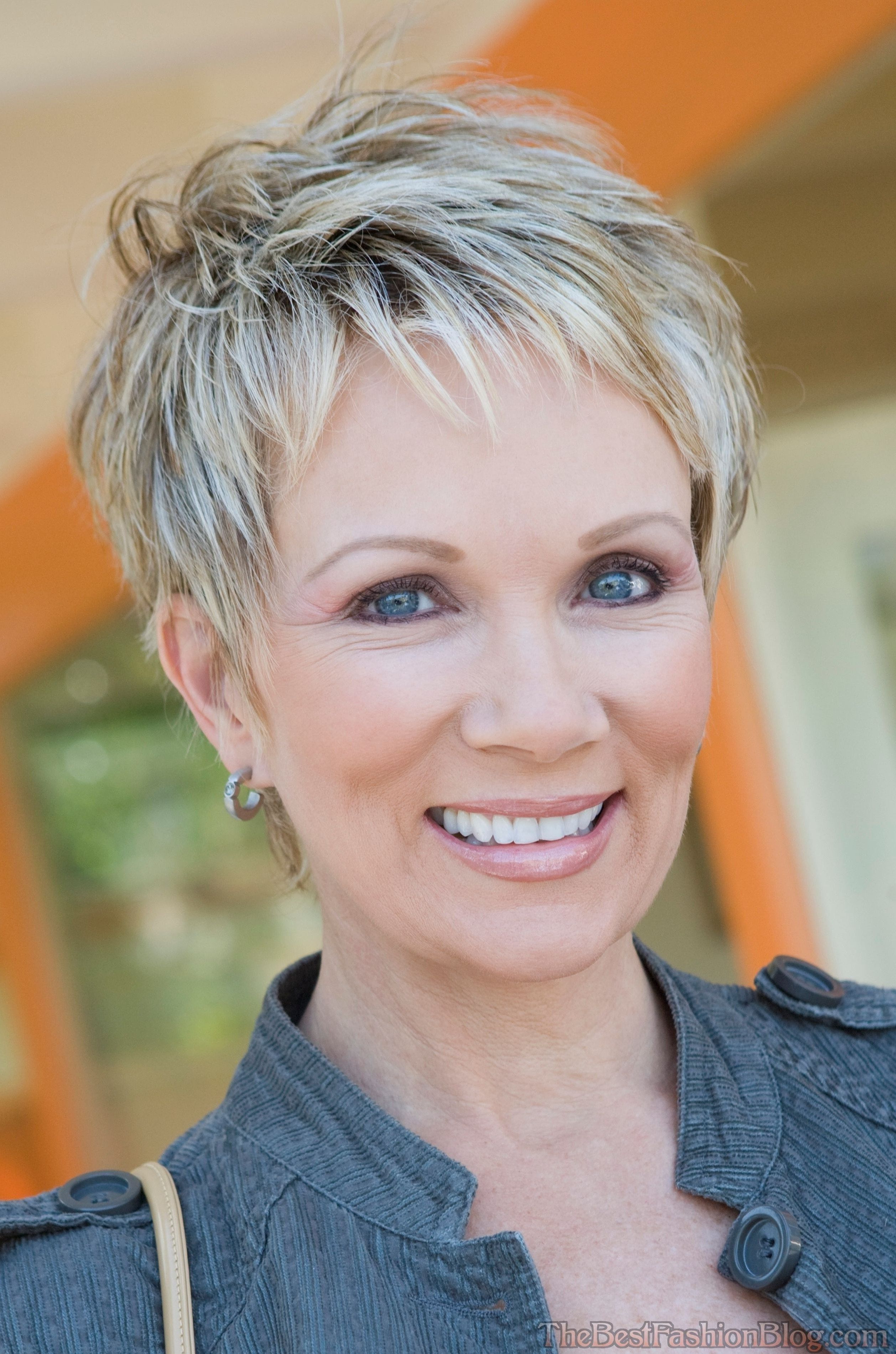 Shaved Short Hair Mature Women – Google Search | Haircuts In 2018 With Regard To Mature Short Hairstyles (View 3 of 25)
