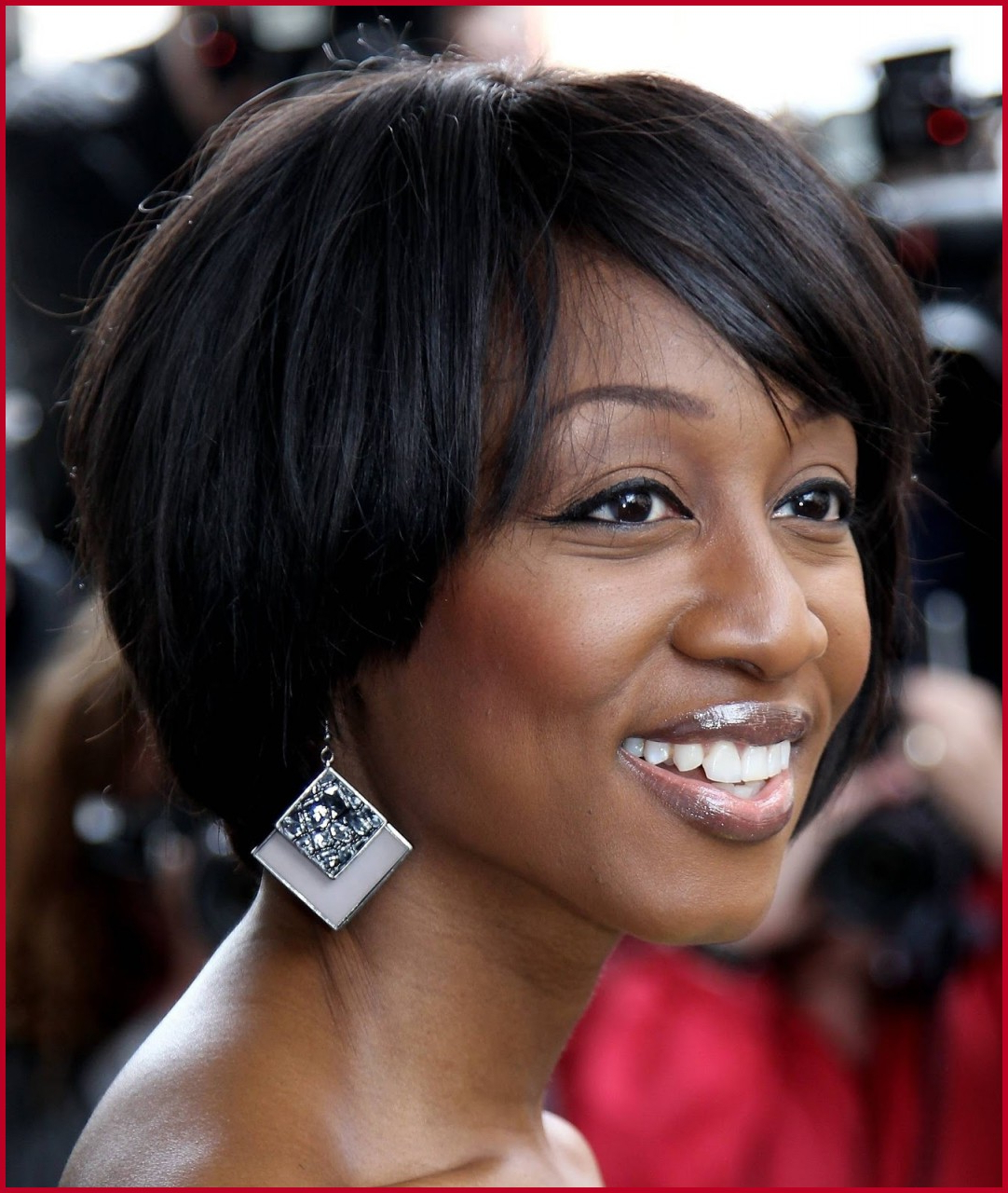 Short African American Hairstyles For Round Faces 345047 African For Short Hairstyles For Round Faces African American (View 17 of 25)