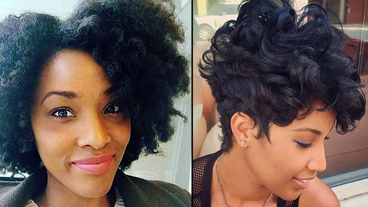 Short Afro Hairstyles For Black Women – Provocative Haircut Styles With Afro Short Haircuts (View 17 of 25)