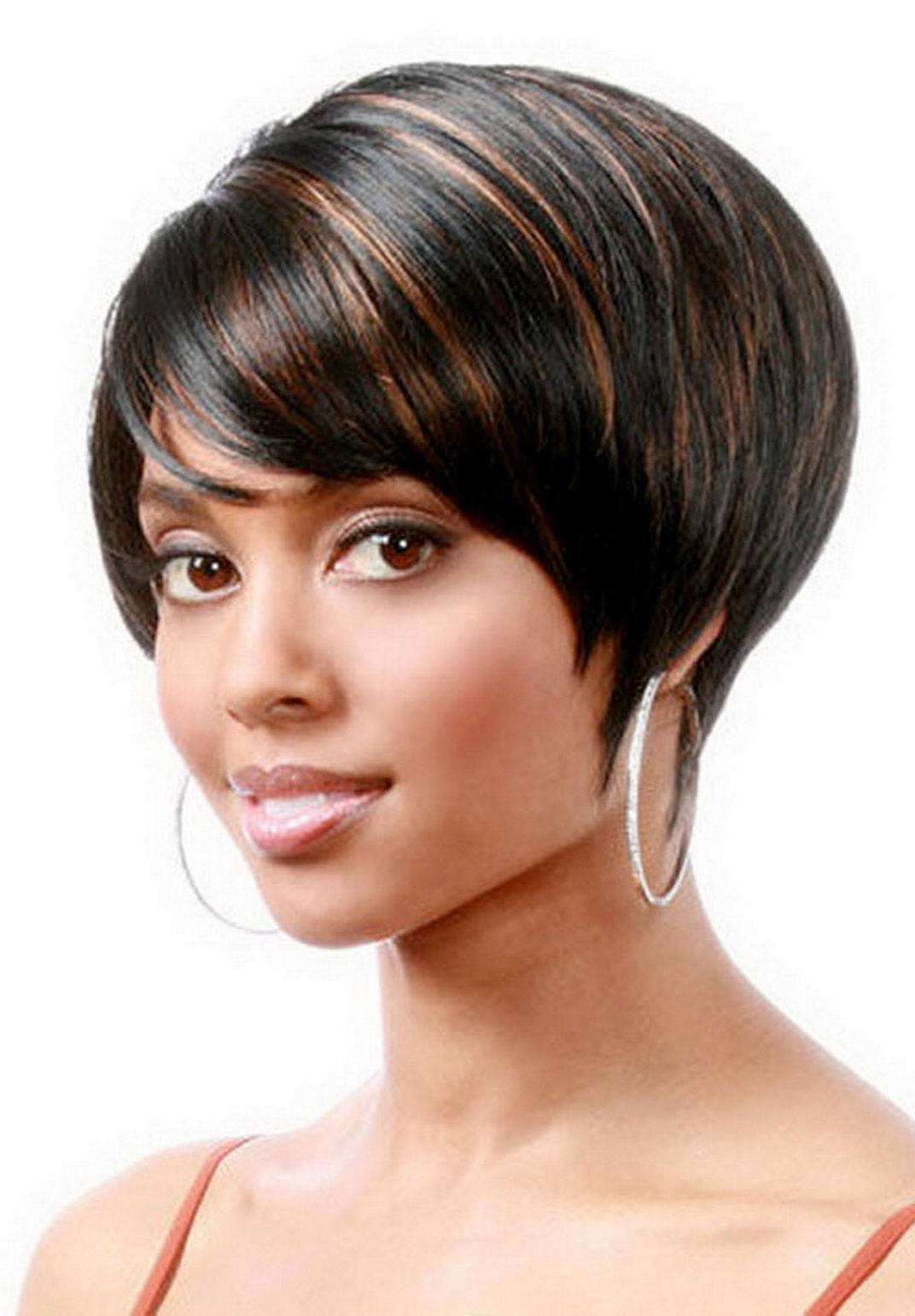 Short Black Hair Short Hairstyles For Black Women Y Natural Haircuts With Regard To Black Women Natural Short Hairstyles (View 17 of 25)