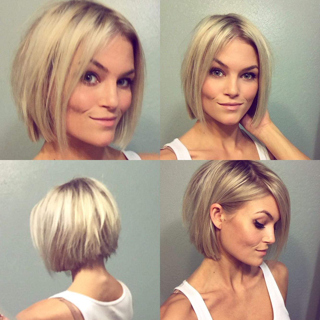 Short Blonde Hair @krissafowles | Hair Styles | Pinterest | Short Within Short Blonde Styles (View 17 of 25)