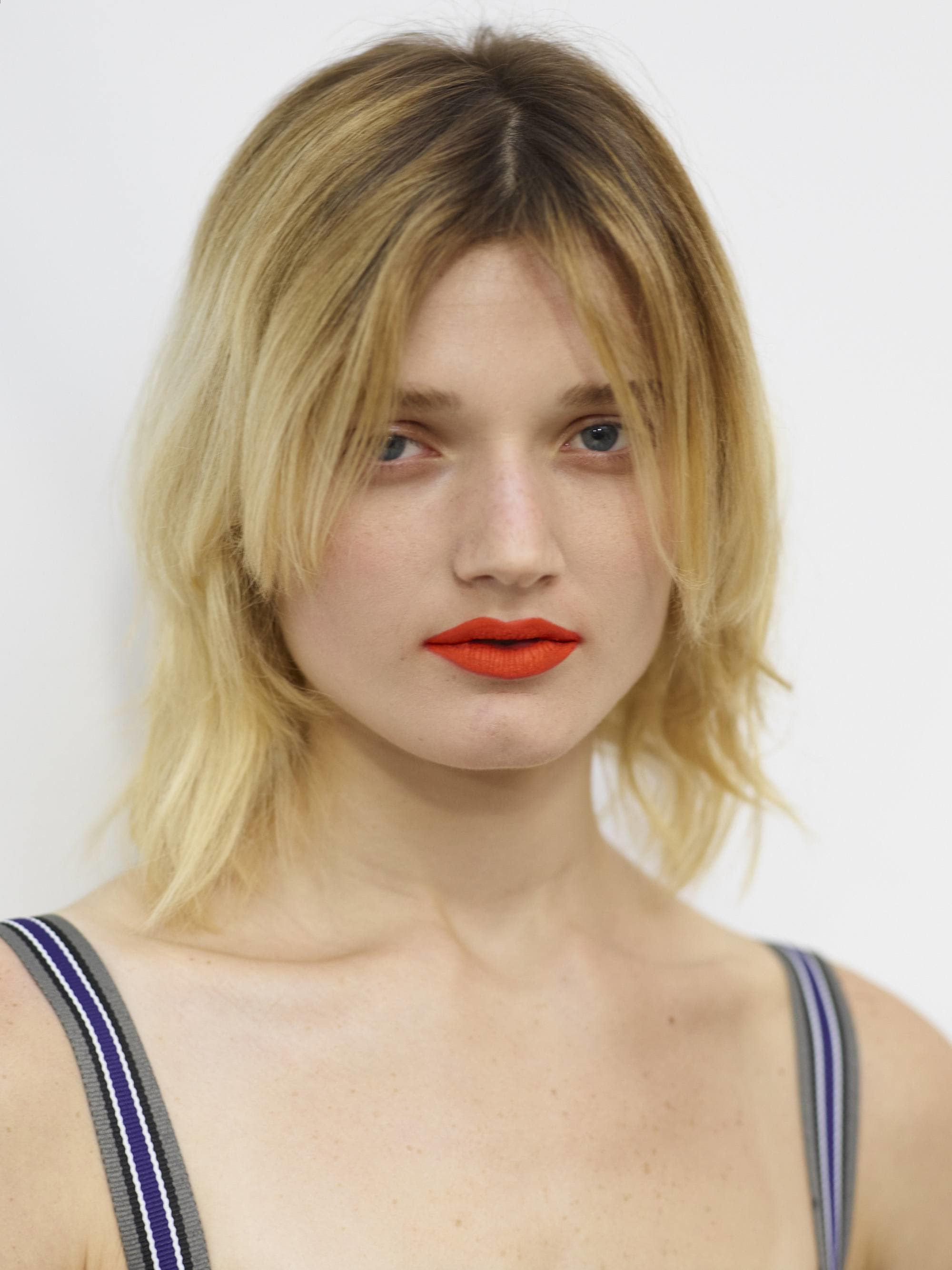 Short Blonde Hairstyles: 22 Impressive Styles That'll Inspire Your Pertaining To Short Blonde Hair With Bangs (View 11 of 25)