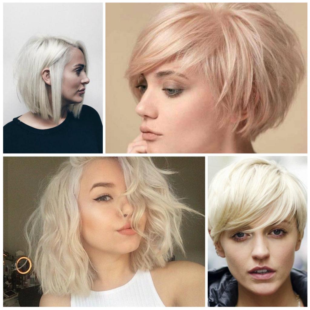 Short Blonde Hairstyles, Summer 2018 – Best Short Hairstyles Intended For Short Blonde Styles (View 13 of 25)