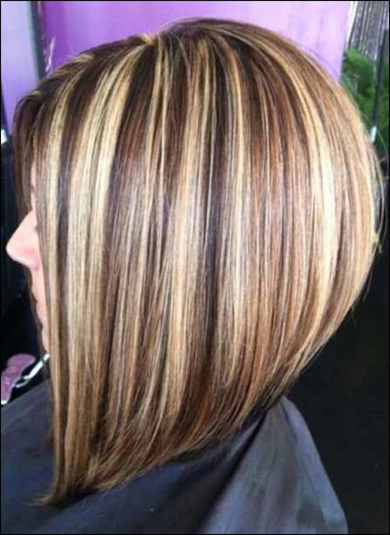 Short Blonde Hairstyles With Highlights 20 Cute Hair Colors For With Cute Color For Short Hair (View 9 of 25)