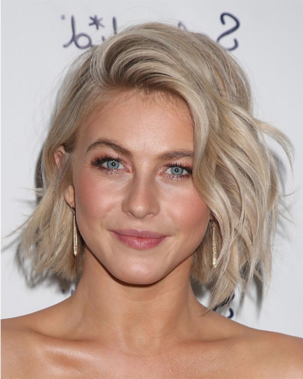 Short Bob Haircuts 2018 – Julianne Hough's Short Bob Haircuts For With Julianne Hough Short Hairstyles (View 12 of 25)