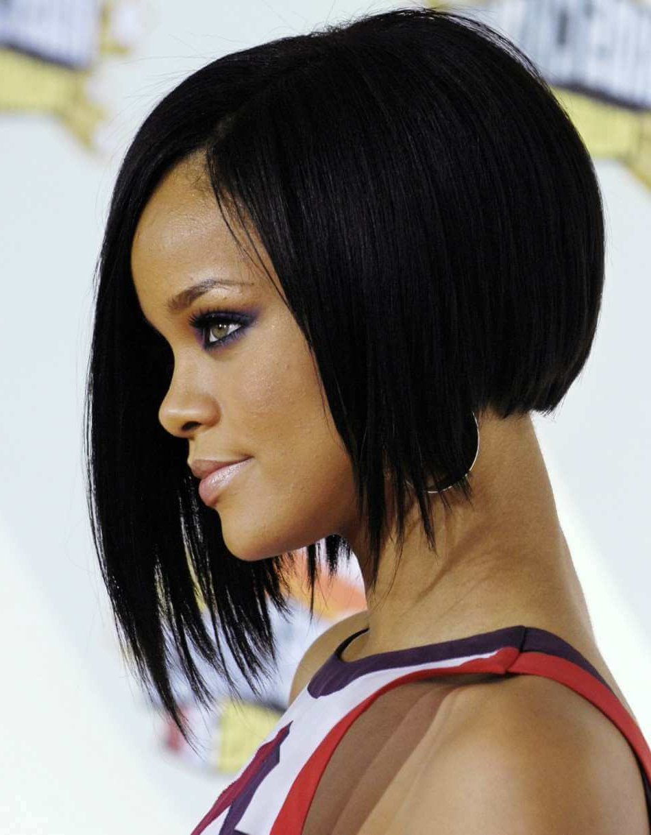 Short Bob Haircuts Black Hair – Short And Cuts Hairstyles With Regard To Short Layered Hairstyles For Black Women (View 23 of 25)