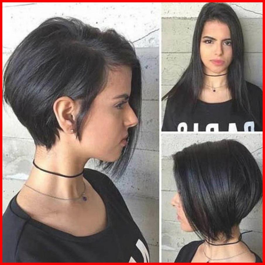 Short Bob Hairstyles Black Hair 221202 Lovable Short Hairstyles In Black Bob Short Hairstyles (View 22 of 25)